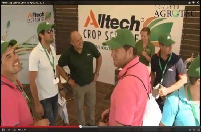 Vídeo: Alltech Crop Science na AgroGlobal 2012