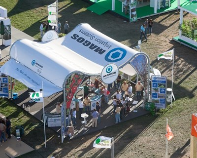 Magos Irrigation Systems presente na AGROGLOBAL 2018