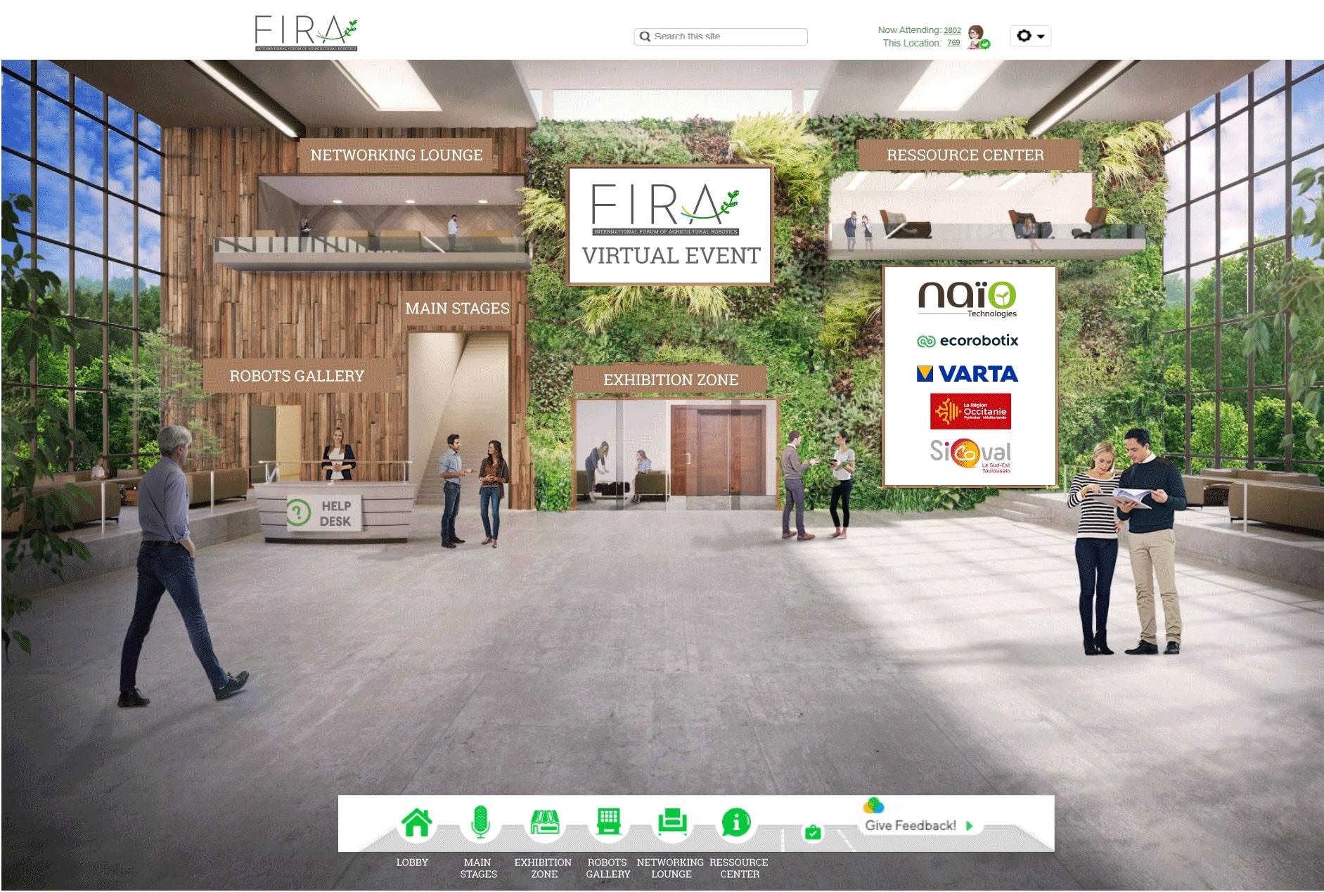 FIRA 2020