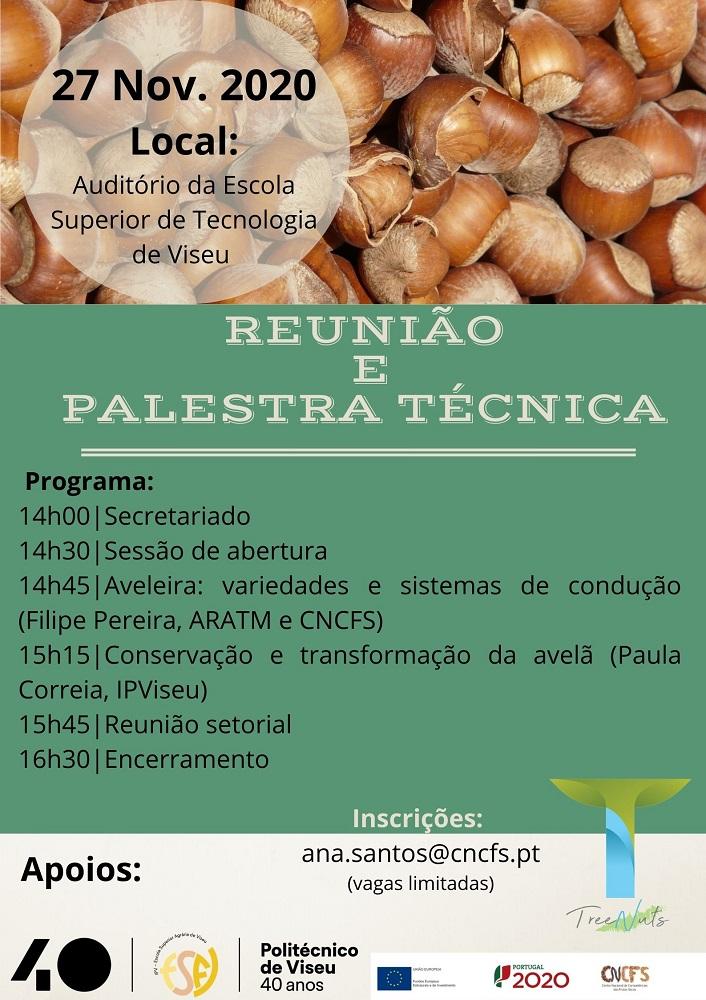 Cartaz CNCFS Avelã