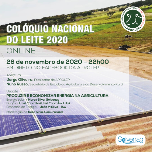 Colóquio Nacional do Leite APROLEP